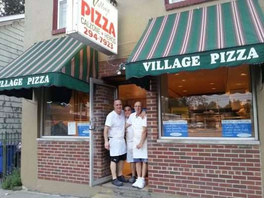 Village Pizza Goshen Family Picture